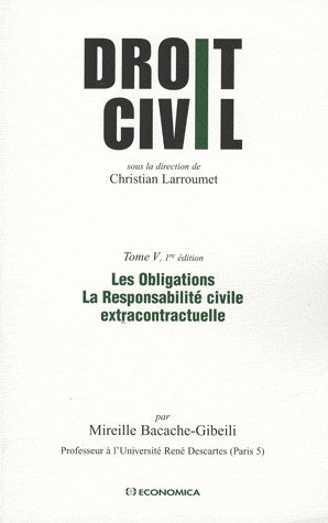 Droit Civil T.5 ; Les Obligations
