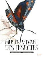 Couverture de Musee Vivant Des Insectes