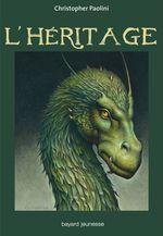 Vente Livre Numérique : Eragon T.4 ; l'héritage  - Christopher Paolini