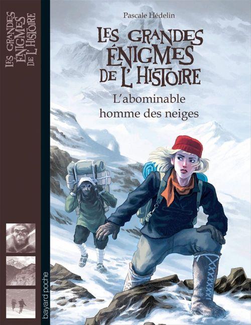Vente Livre Numérique : L'abominable homme des neiges  - Pascale Hédelin