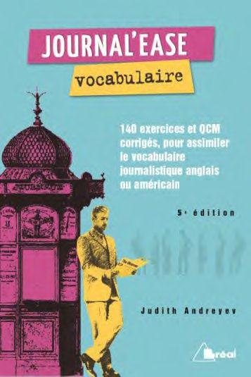 Journal'ease ; vocabulaire