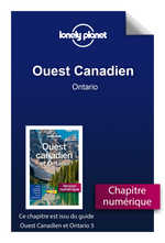 Ouest Canadien et Ontario - Ontario  - LONELY PLANET FR