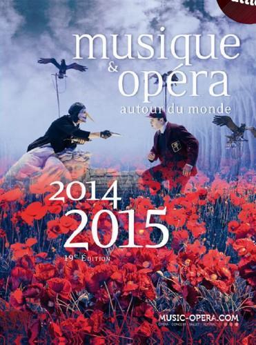 Musique & opéra autour du monde ; 2014-2015