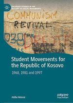 Student Movements for the Republic of Kosovo  - Atdhe Hetemi