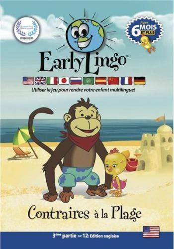 early anglais, vol. 3 : contraires à la plage