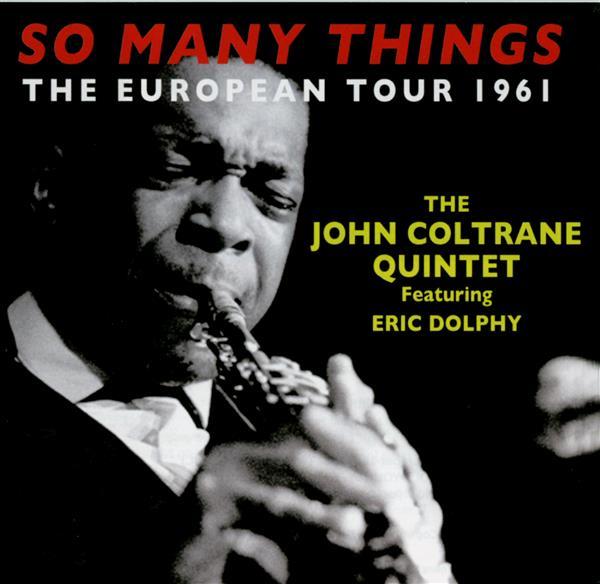 so many things-the European tour 1961