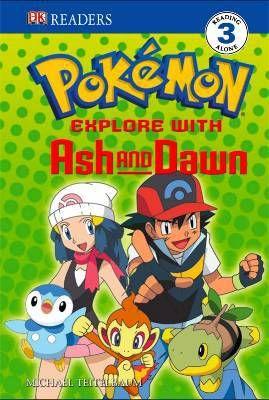 Pokémon rd l3 ; explore with Ash & Dawn