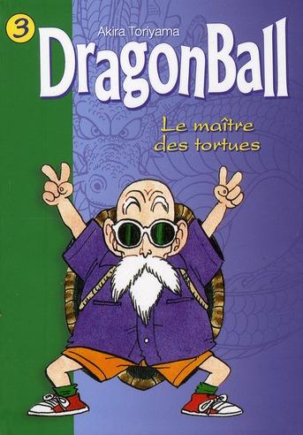 Dragon Ball T.3 ; Le Maitre Des Tortues