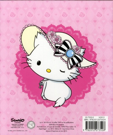Charmmy Kitty ; petits mots et grands secrets