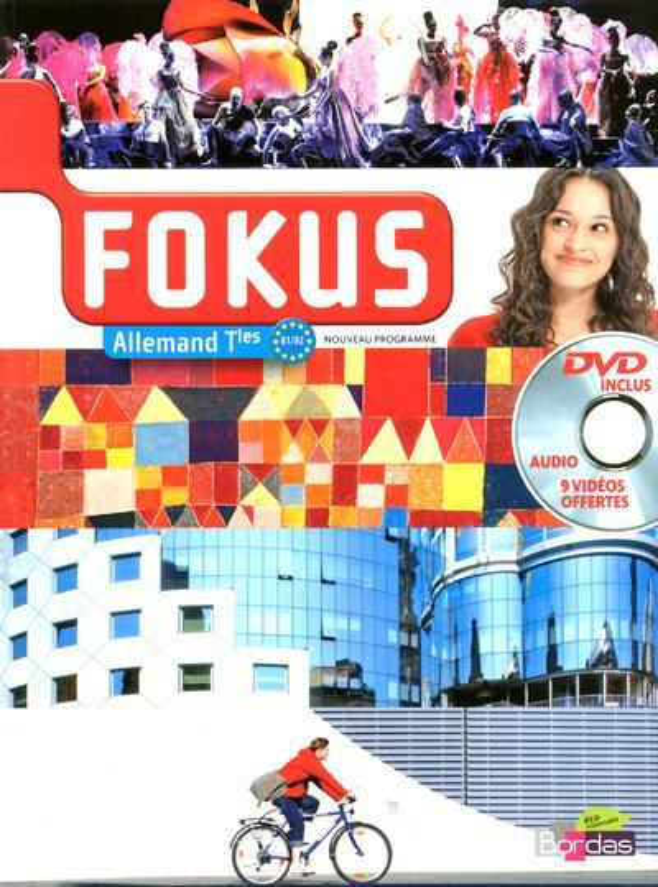 FOKUS TERMINALE MANUEL & DVD GF 2012