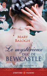 Vente Livre Numérique : La saga des Bedwyn (Tome 6) - Le mystérieux duc de Bewcastle  - Mary Balogh
