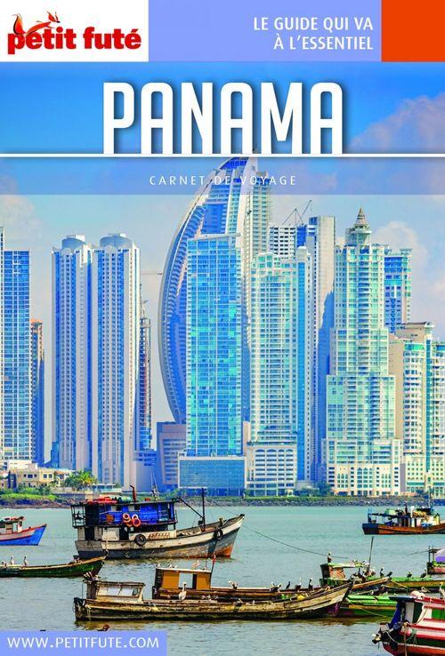 Panama carnet 2020 petit fute + offre num