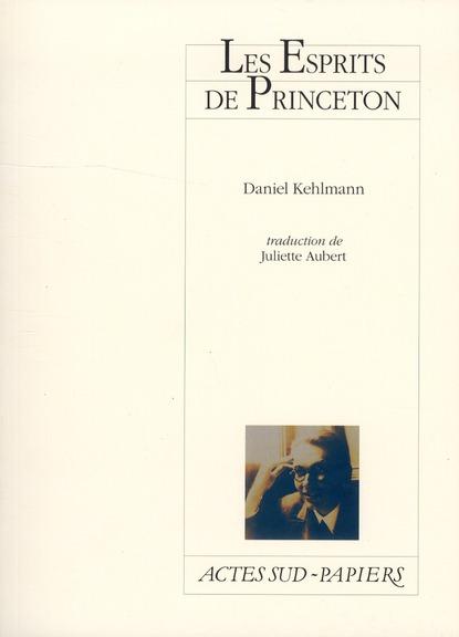 Les esprits de Princeton