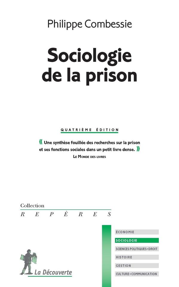 SOCIOLOGIE DE LA PRISON