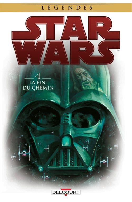 Star Wars t.4 ; la fin du chemin