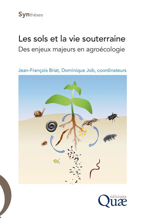 Les sols et la vie souterraine ; des enjeux majeurs en agroécologie
