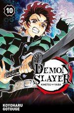 Vente Livre Numérique : Demon slayer T.10  - Koyoharu Gotouge