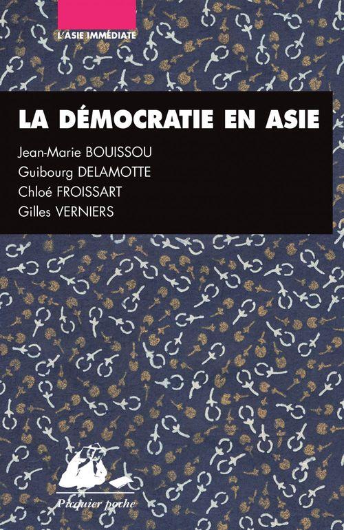 La démocratie en Asie