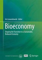 Bioeconomy  - Iris Lewandowski