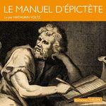Vente AudioBook : Le manuel d'Épictète  - Épictète