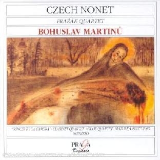 Concerto Da Camera;Clarinet Quartet;Oboe Quartet;Mazurka;Notturno;Nonetto
