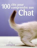 Couverture de 100 cles pour comprendre son chat