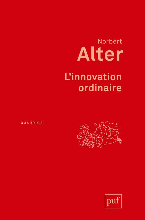L'innovation ordinaire (4e édition)