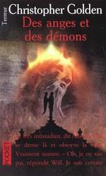 Couverture de Des anges et des demons