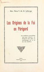 Les origines de la foi en Périgord