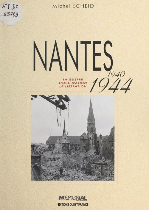 Nantes 1940-1944