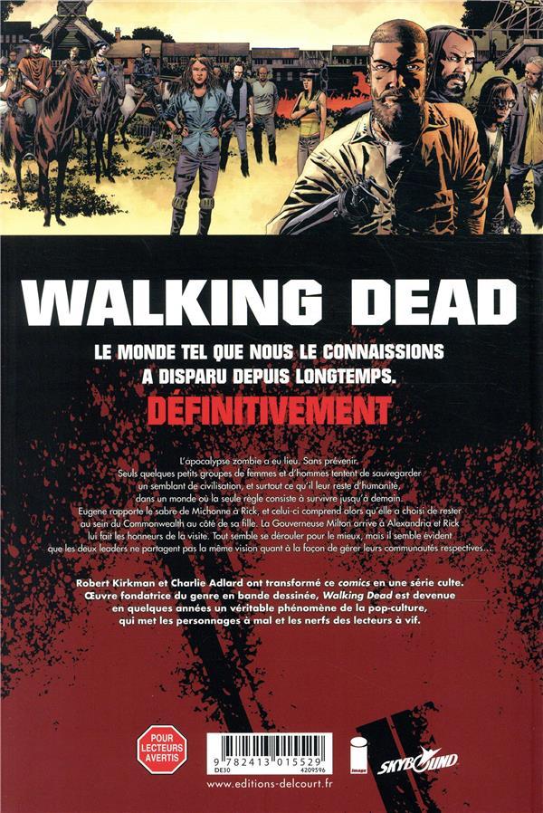 Walking dead T.31 ; pourri jusqu'à l'os