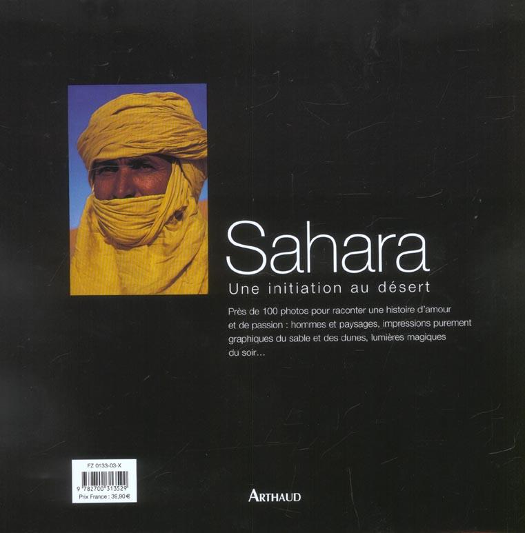 Sahara, une initiation au desert