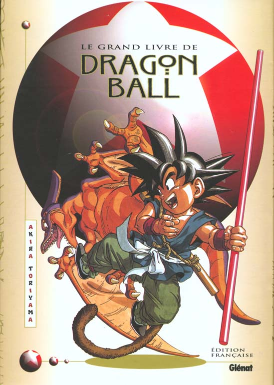 Le Grand Livre De Dragon Ball