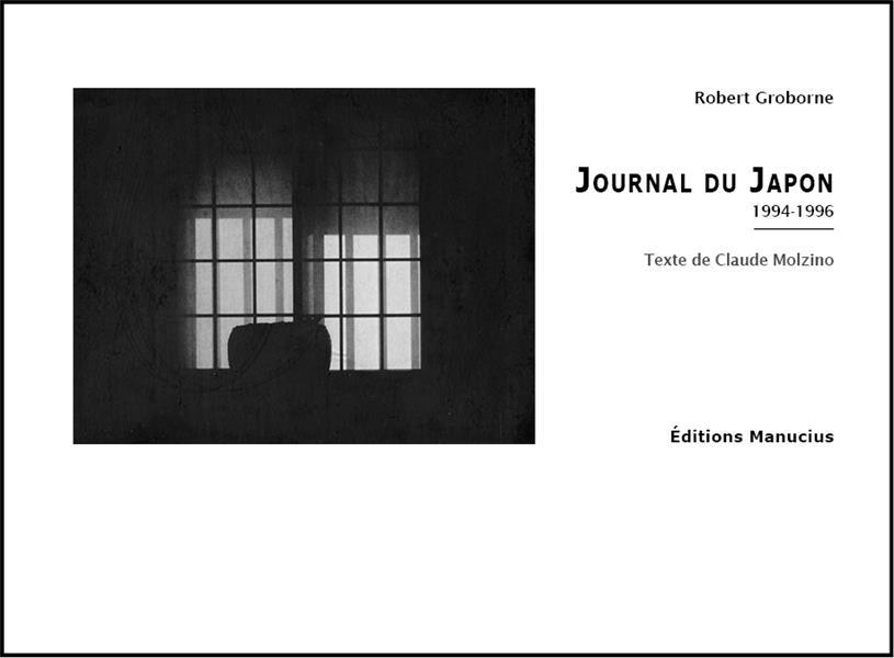 journal du japon 1994-1996