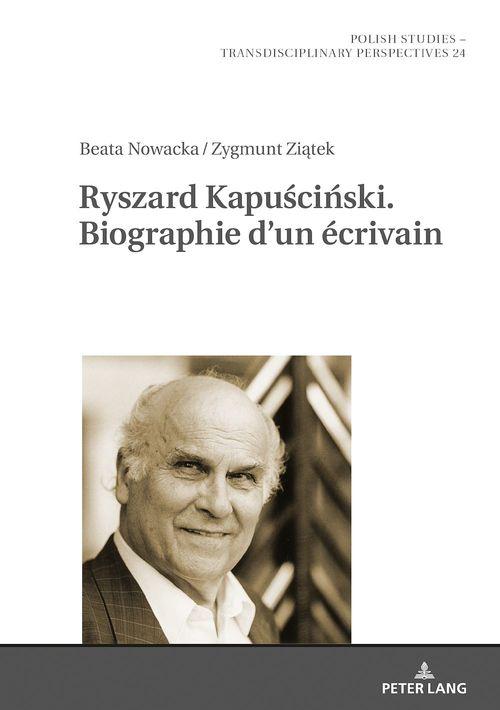 ryszard kapuscinki. biographie d un ecrivain