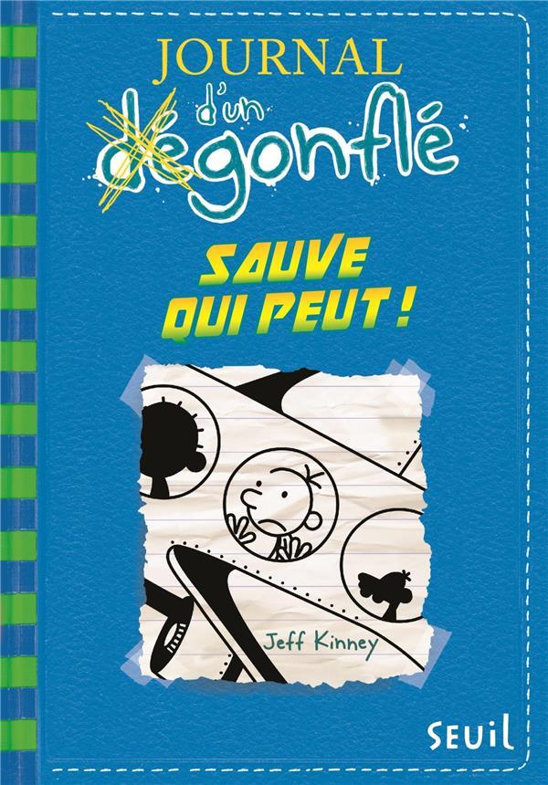 JOURNAL D'UN DEGONFLE - TOME 12 SAUVE QUI PEUT ! - VOL12 Kinney Jeff