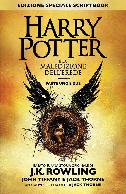 Harry Potter e la Maledizione dell´Erede Parte Uno e Due (Edizione Speciale Scriptbook)