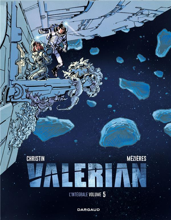 Valérian ; INTEGRALE VOL.5 ; T.13 A T.15