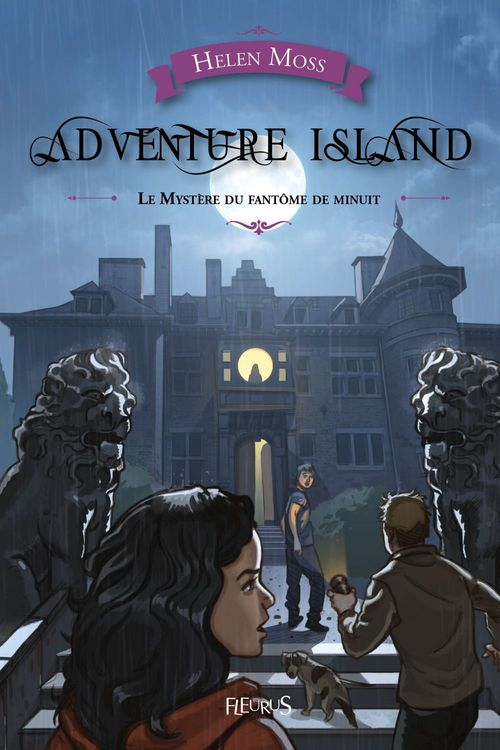 Adventure island ; le mystère du fantôme de minuit