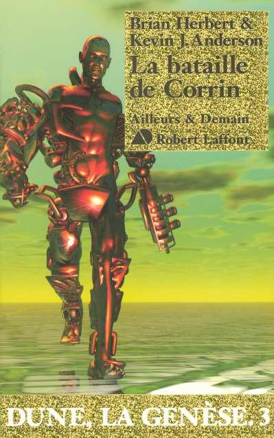 Dune - la genèse T.3 ; la bataille de Corrin