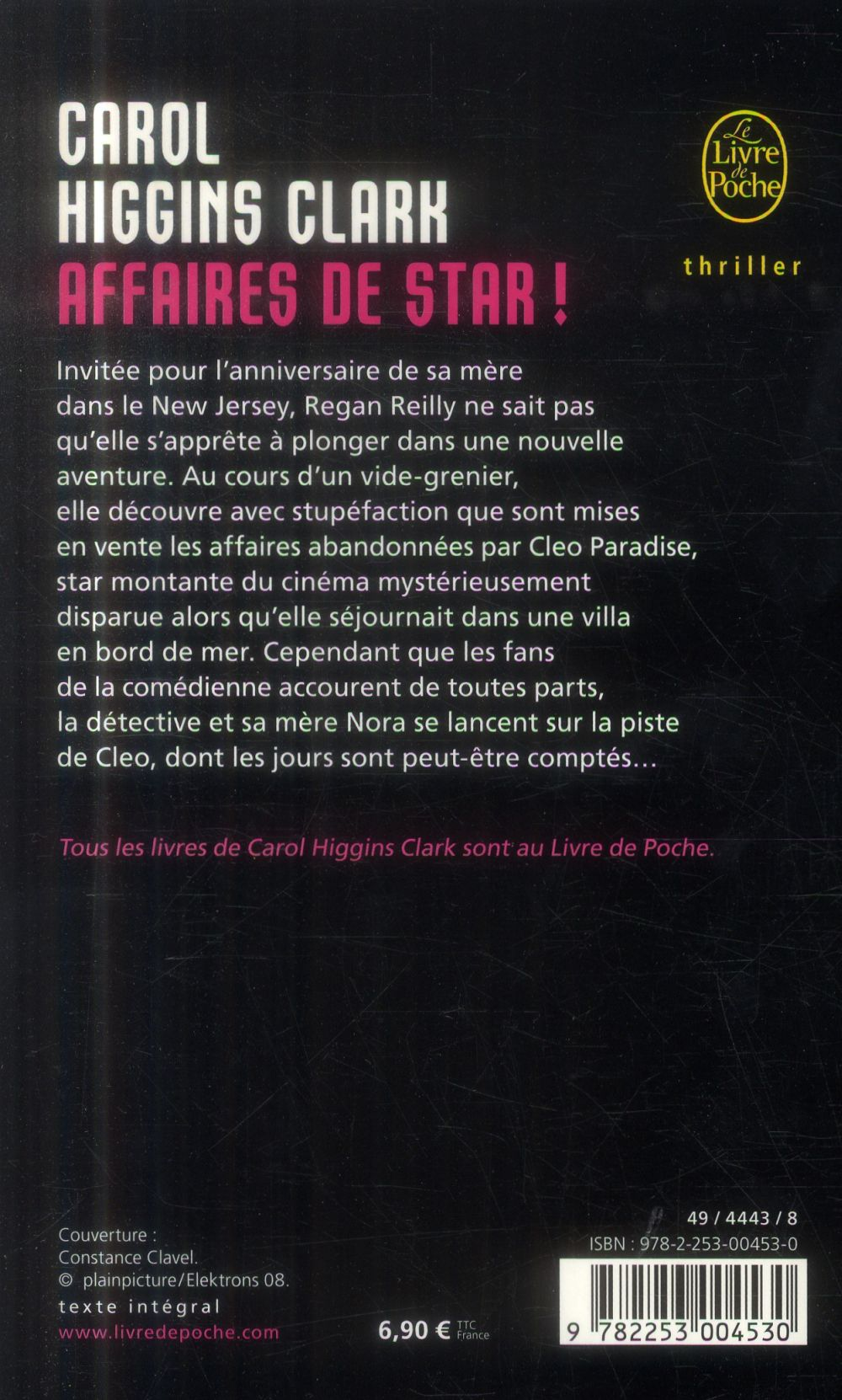 Affaires de star !