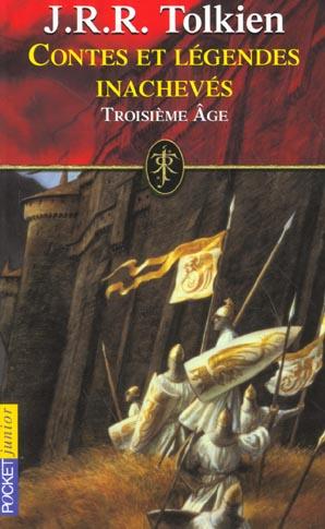 Contes et legendes inacheves - tome 3 troisieme age