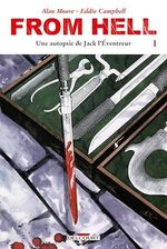 Vente EBooks : From Hell T01 - Édition couleur  - Alan Moore