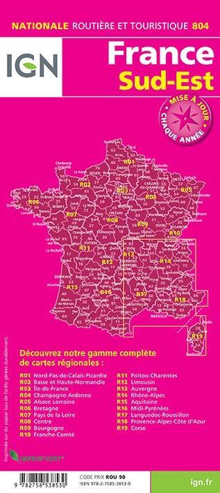 France sud-est