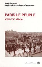 Vente EBooks : Paris le peuple  - Jean-Louis Robert