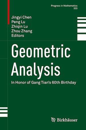 Geometric Analysis