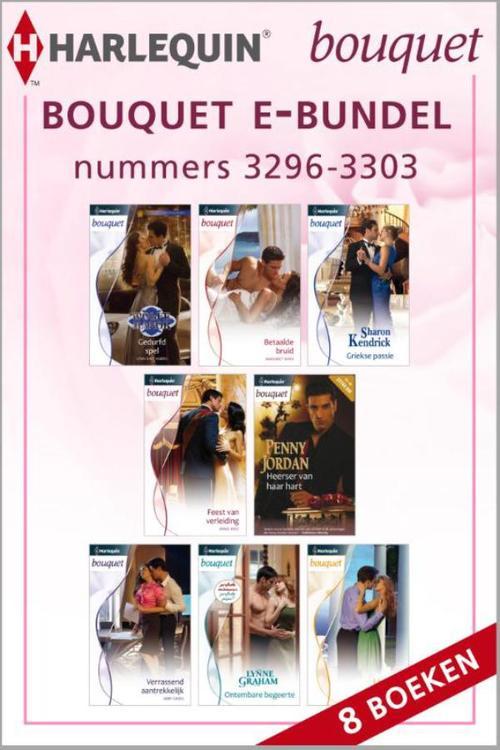 Bouquet e-bundel nummers 3296 - 3303