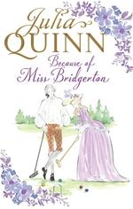 Vente Livre Numérique : Because of Miss Bridgerton  - Julia Quinn