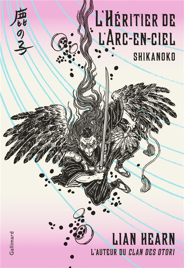 Shikanoko T.4 ; l'héritier de l'arc-en-ciel