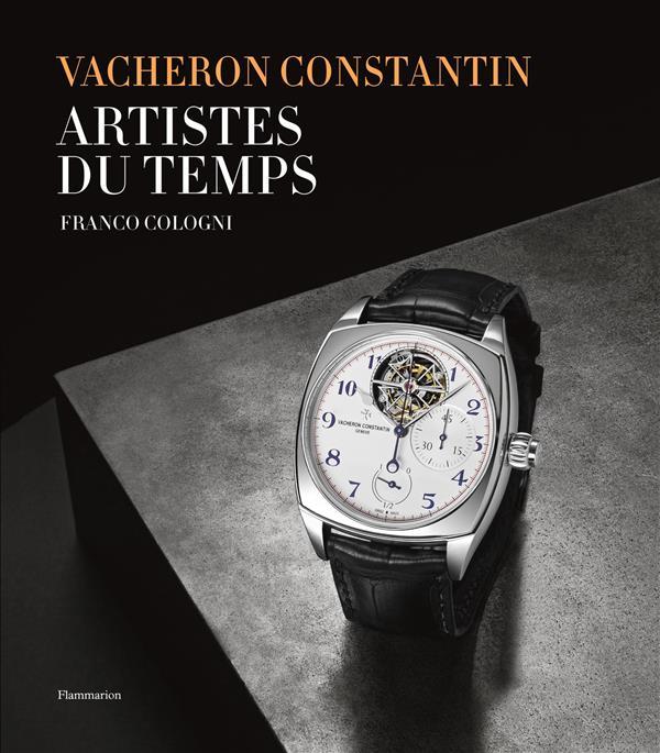 Vacheron Constantin ; artistes du temps